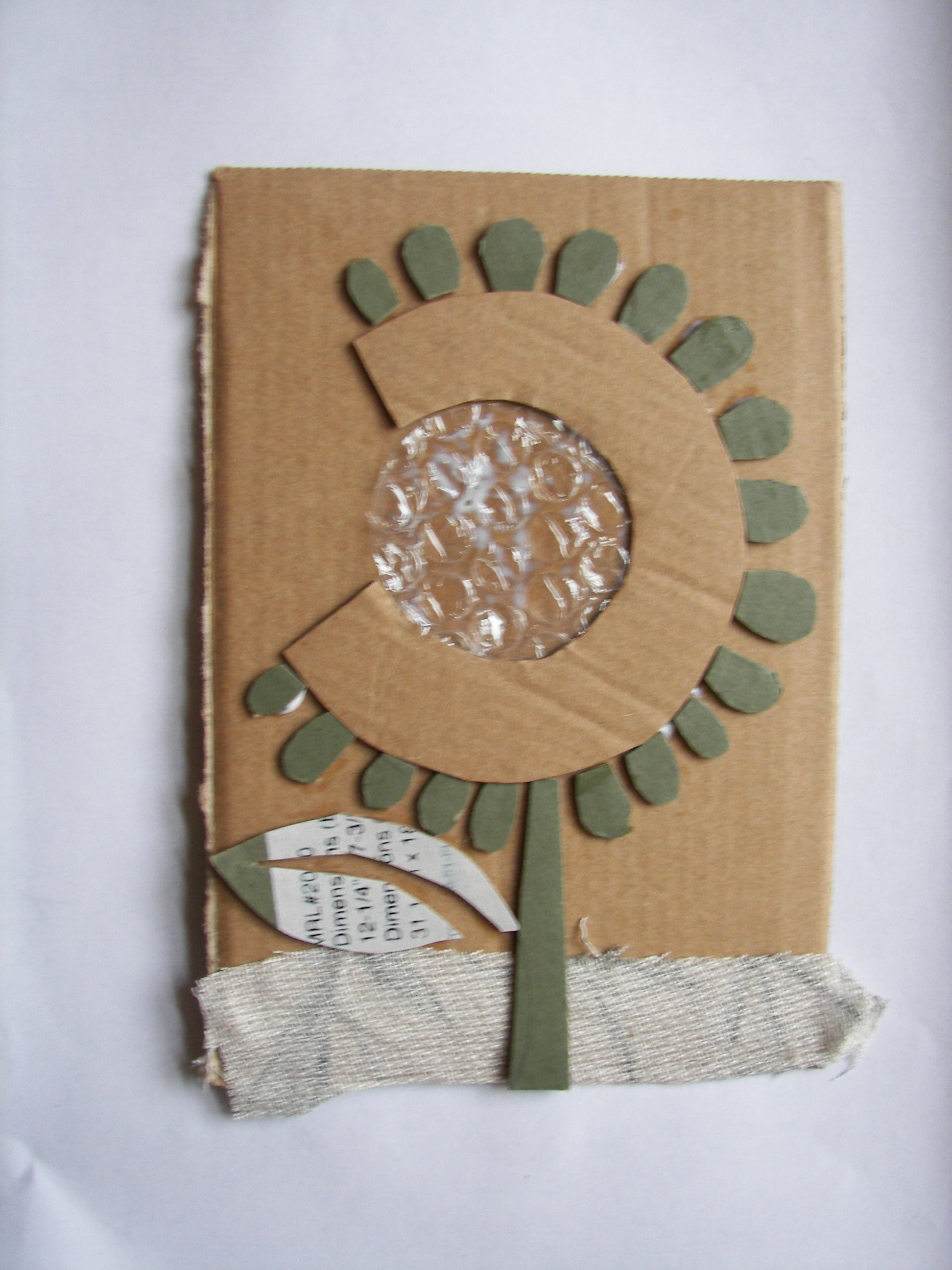 Collagraph Nettle S Notes